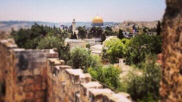 טיול תיירים לירושלים