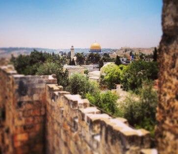 סיור בירושלים בכל יום שישי