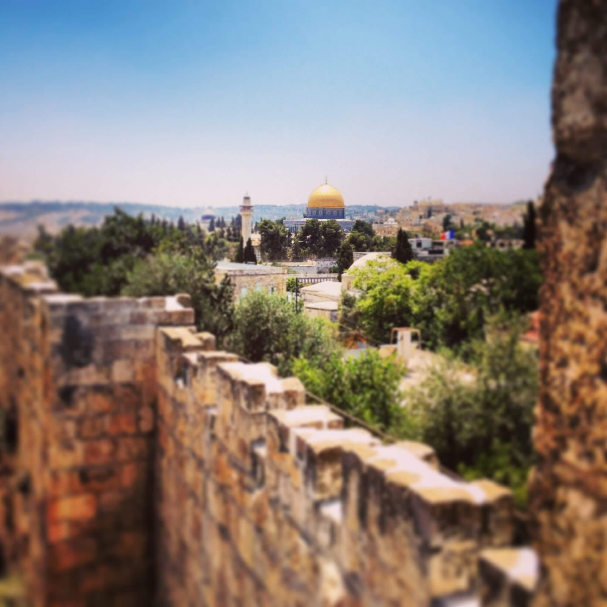 סיור חינם בירושלים