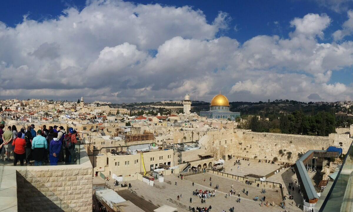 טיולים בירושלים בחינם