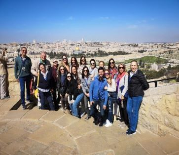 טיולים מאורגנים בארץ לתיירים, קבוצות וחברות - נקודת חן