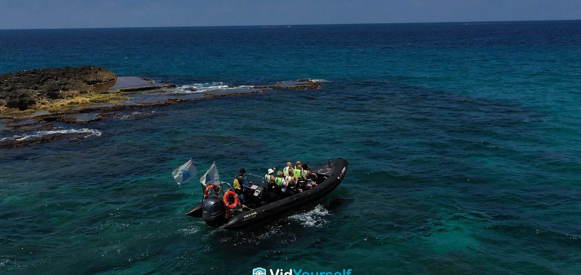 שייט טורנדו בים התיכון